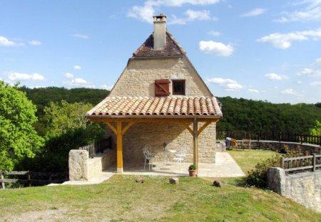 House in Cœur-de-Causse, the South of France