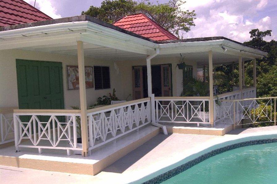 "Owners abroad Hillside Resort Villa ""Pegasus"""