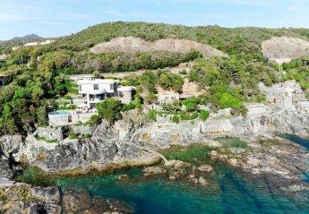 6 bedroom Villa for rent in Rosignano Marittimo