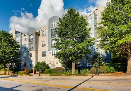 Apartment in Atlanta, Georgia