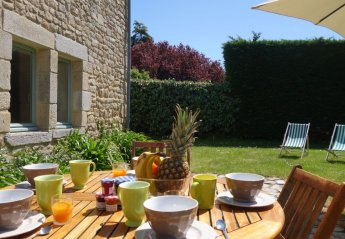 4 bedroom House for rent in Carnac
