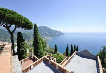 5 bedroom Villa for rent in Ravello