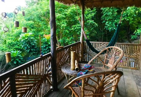 Bungalow in Koh Rong, Cambodia
