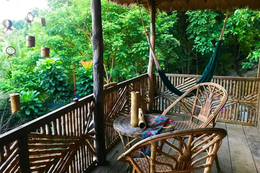 Wild Bungalows - Standard Double Bungalow with view