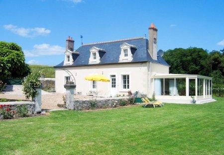 Villa in Sonzay, France