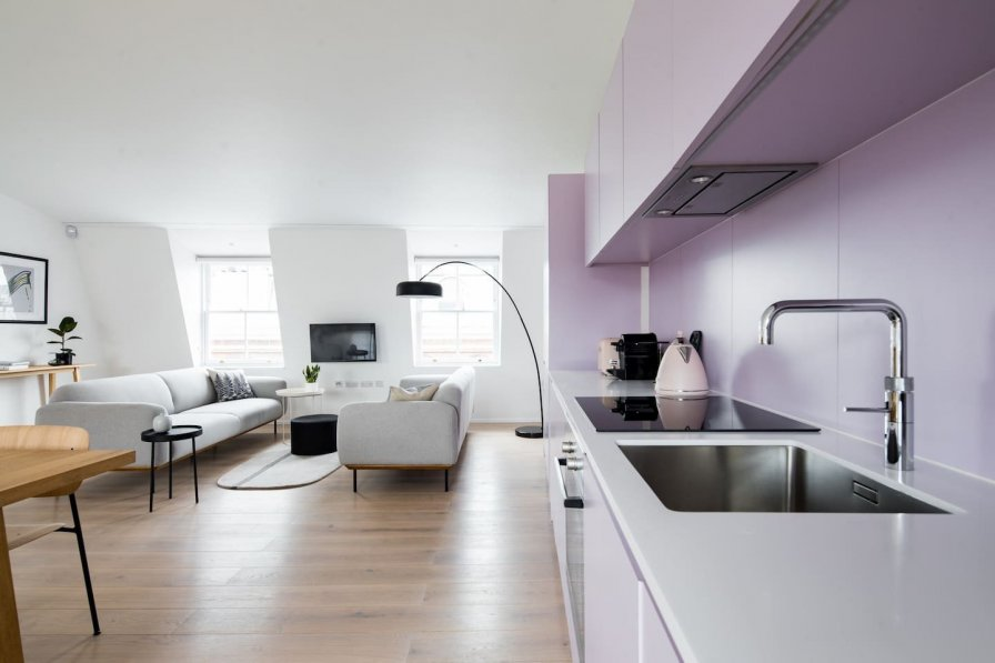Apartment in United Kingdom, Bunhill