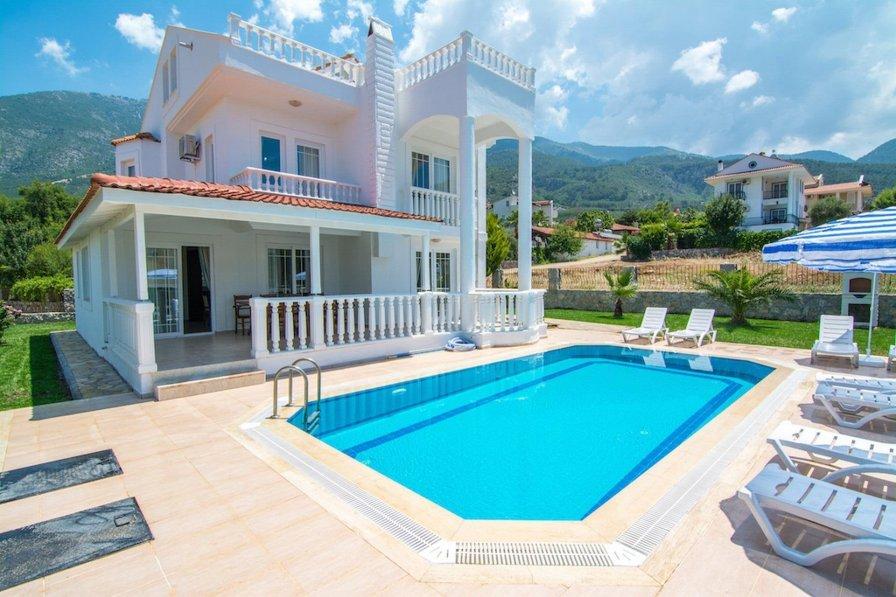 Villa in Turkey, Ölüdeniz