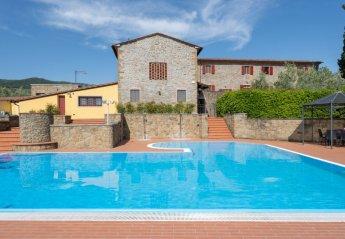 6 bedroom Villa for rent in Vinci