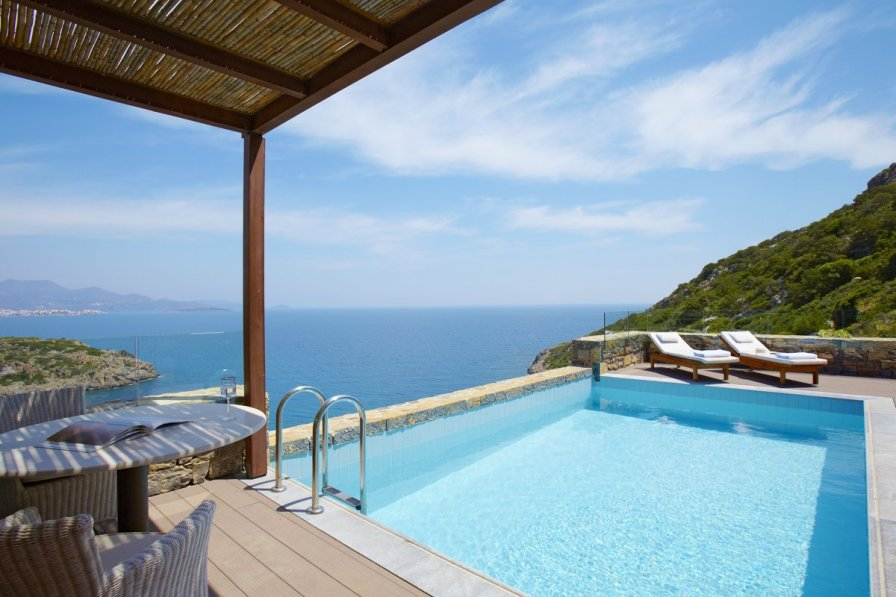 Villa in Greece, Crete: Villa