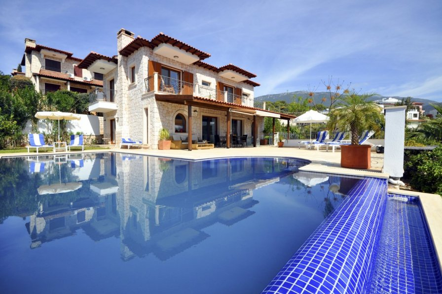 Villa in Turkey, Kaş