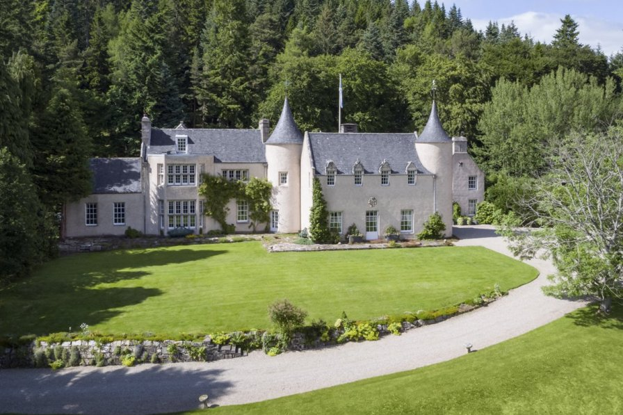 Chateau in United Kingdom, Donside and Cromar