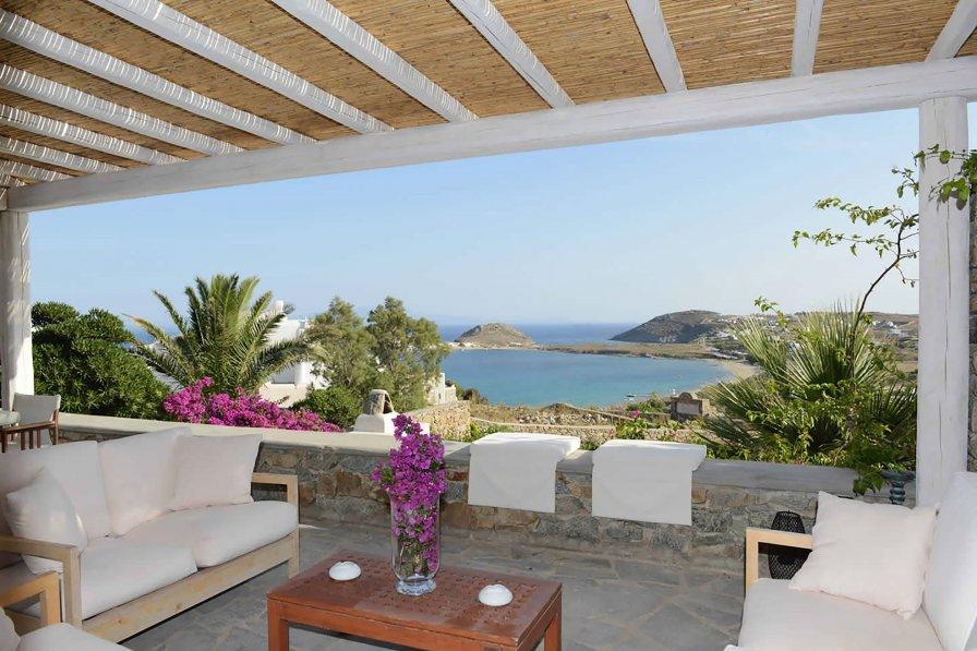 Apartment in Greece, Kalafatis
