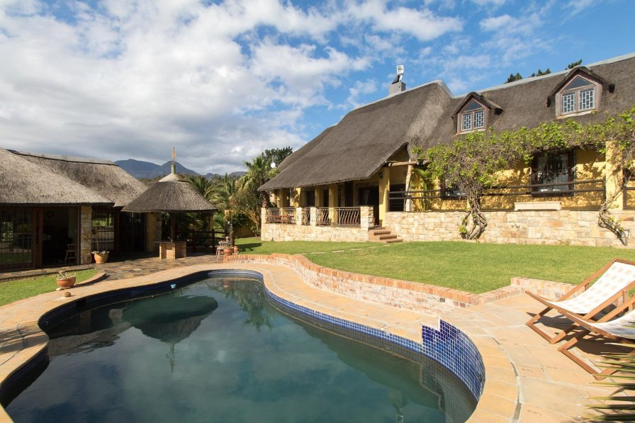 Farm house in South Africa, Cape Town