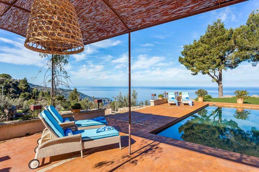 Villa in Spain, Deià