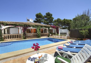 4 bedroom Villa for rent in Cala San Vicente