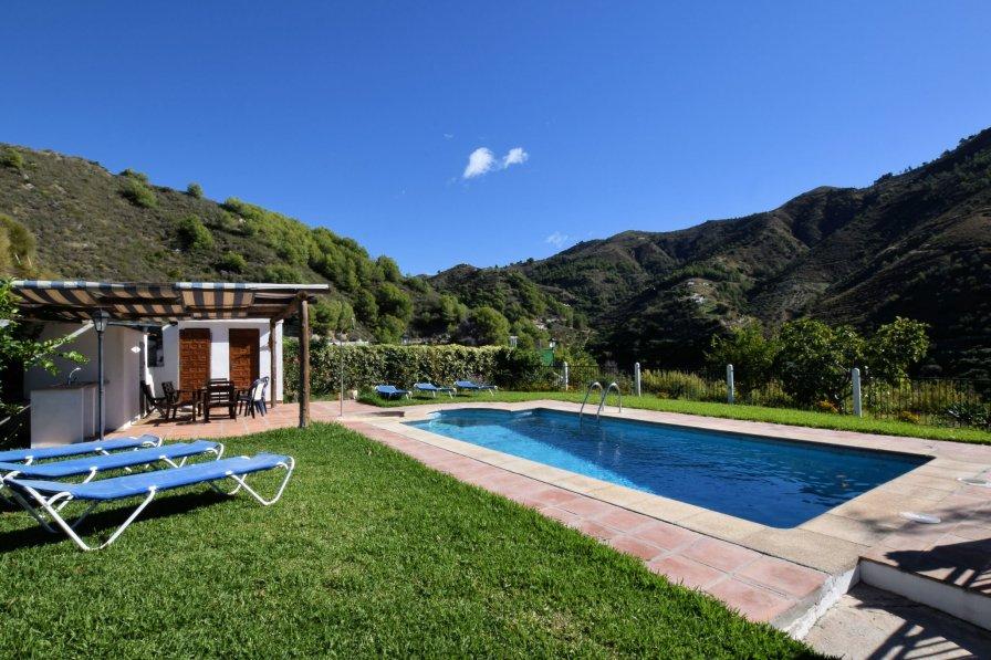 Villa in Spain, Nerja