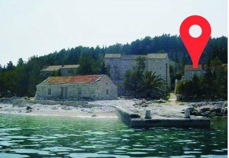 House in Korčula, Croatia