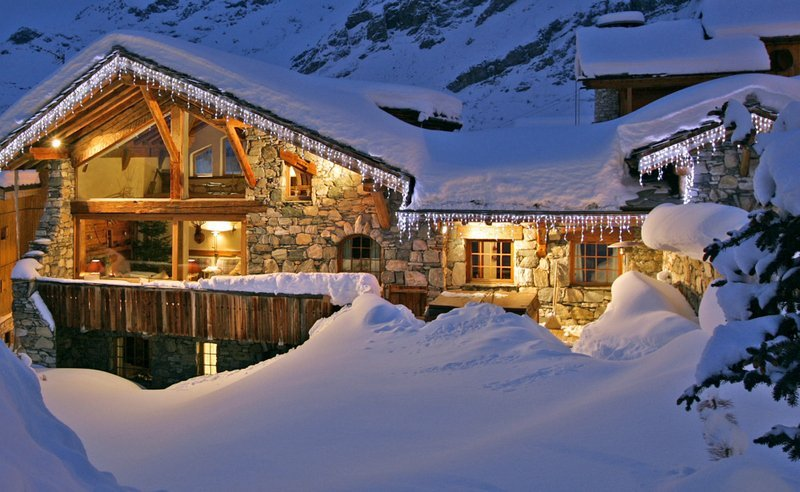 Chalet in France, Val-d'Isère