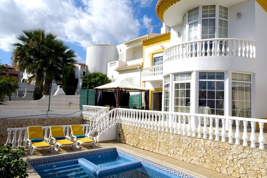 Villa in Portugal, Albufeira: