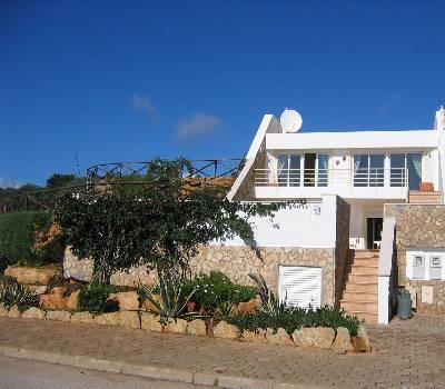 Villa in Portugal, Praia da Luz: Main view of villa