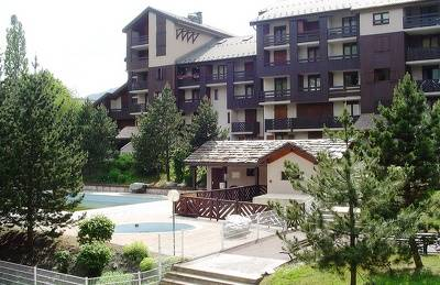 Apartment in France, Bourg-Saint-Maurice: Front view