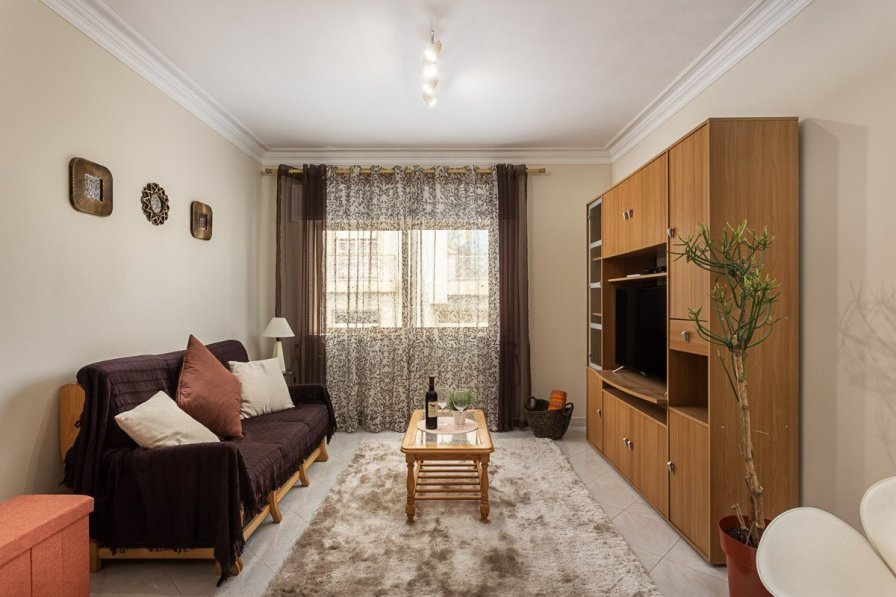 1 BEDROOM APARTMENT IN OLHÃO CENTER