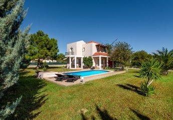 3 bedroom Villa for rent in Kolymbia