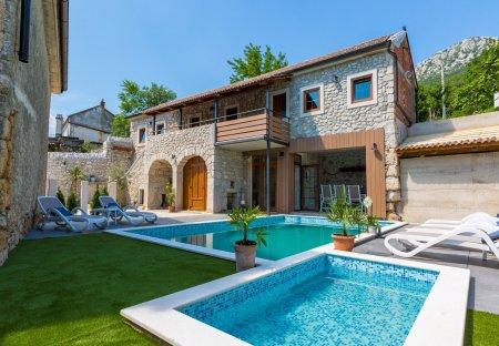 House in Tribalj, Croatia