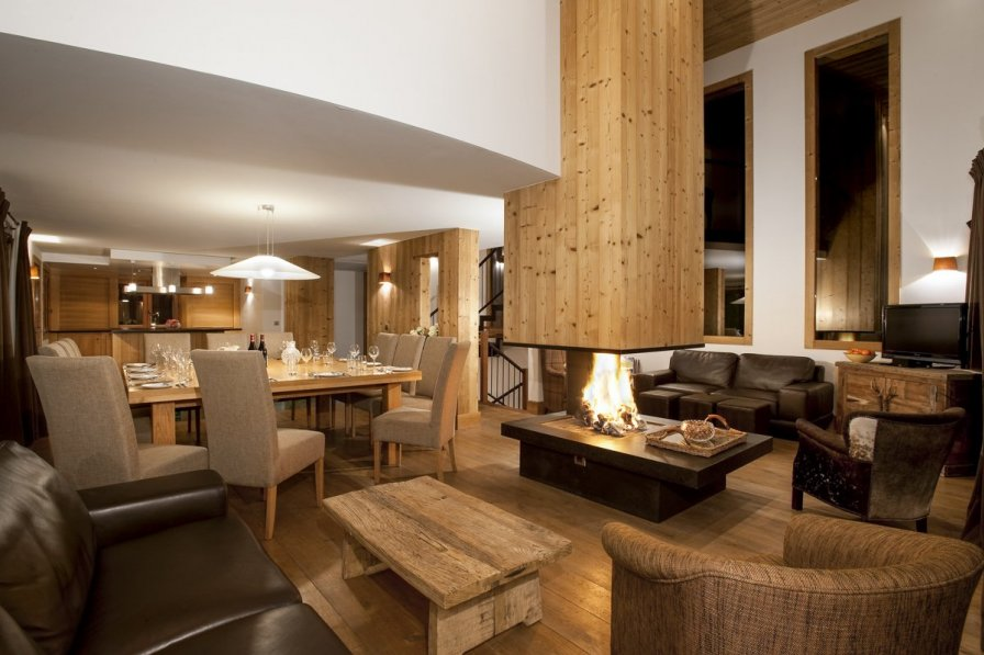 Chalet in France, Les Allues