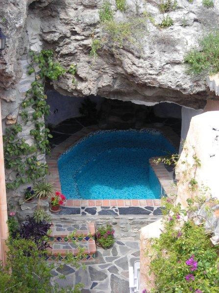 Village house in Spain, Guajar Faragit