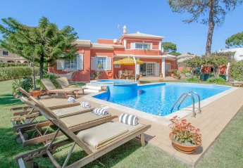 7 bedroom Villa for rent in Vilamoura