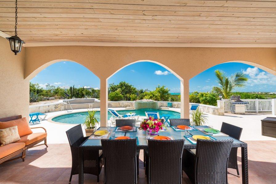Villa in Turks and Caicos Islands, Providenciales