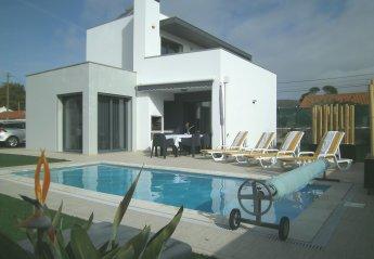 3 bedroom Villa for rent in Foz do Arelho