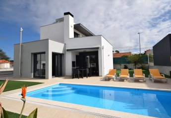 3 bedroom Villa for rent in Foz do Arelho