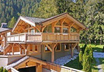 7 bedroom Chalet for rent in Chamonix