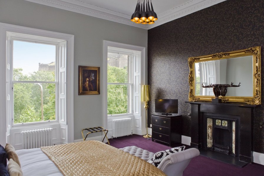Apartment in United Kingdom, Tollcross