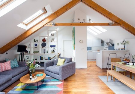Apartment in New Town, Scotland