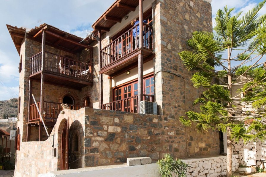Monastery House Elounda