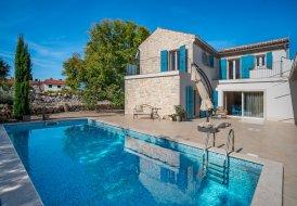 Villa in Gabonjin, Croatia