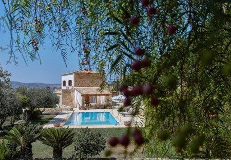 Villa in Tilisos, Crete