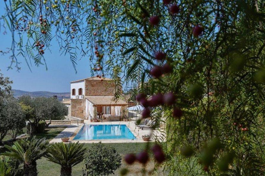 Villa Malvazia Tylissos