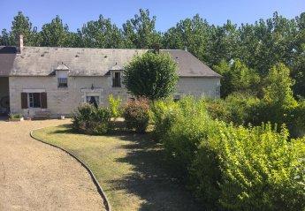 6 bedroom Villa for rent in Indre-et-Loire