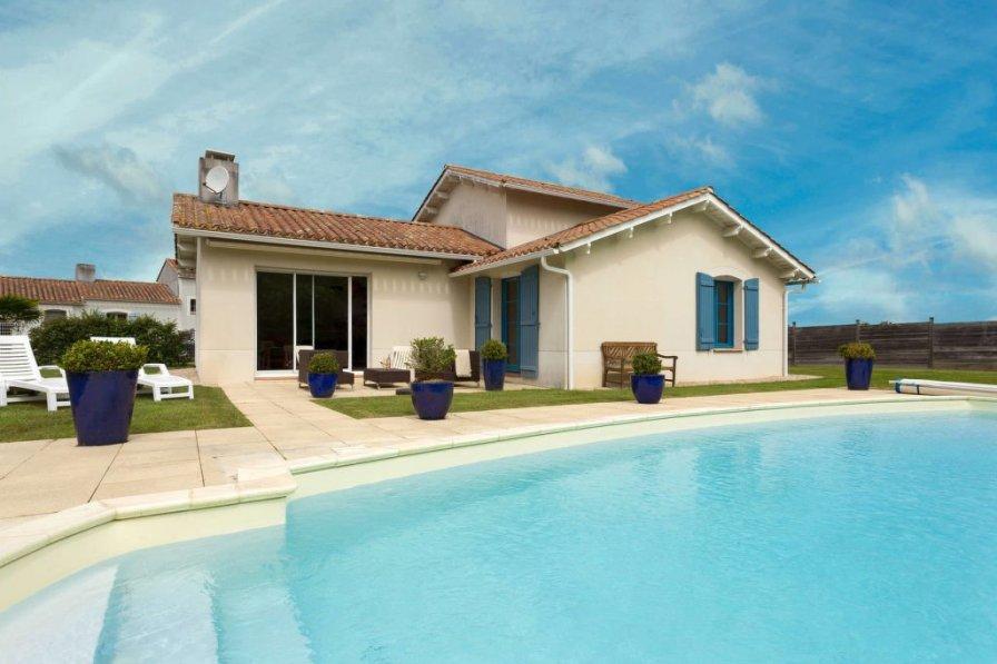 Villa in France, L'Aiguillon-sur-Vie