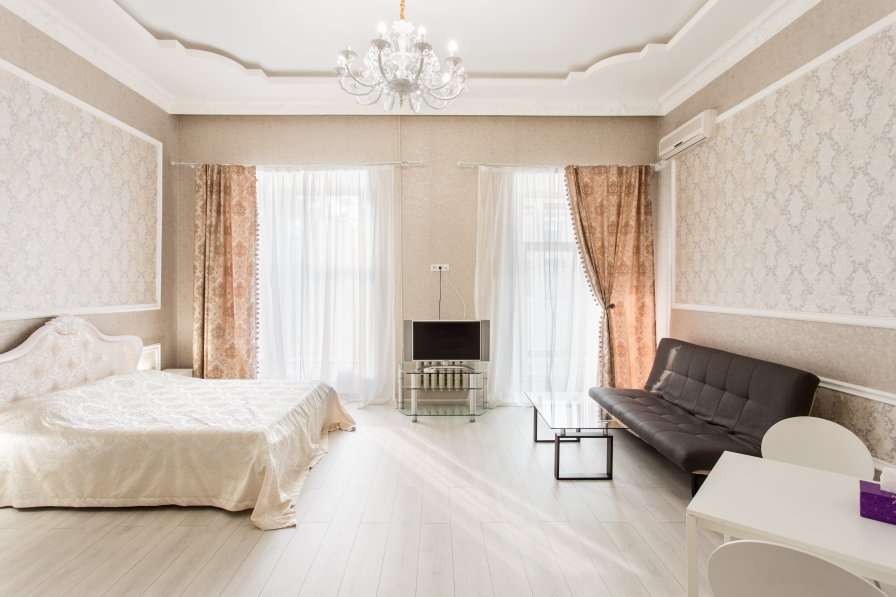 Duplex apartment in Ukraine, Odessa