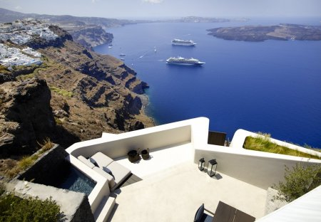 Villa in Akrotiri (Santorini), Santorini