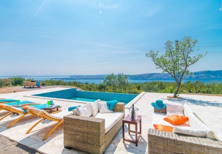 Villa in Stinica, Croatia
