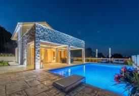 Villa in Pitve, Croatia