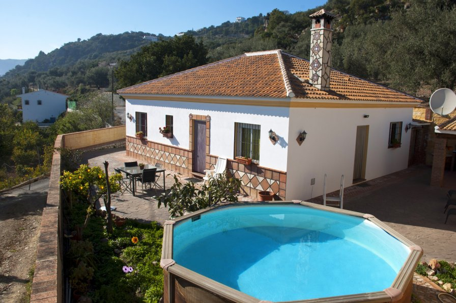 Villa in Spain, Comares