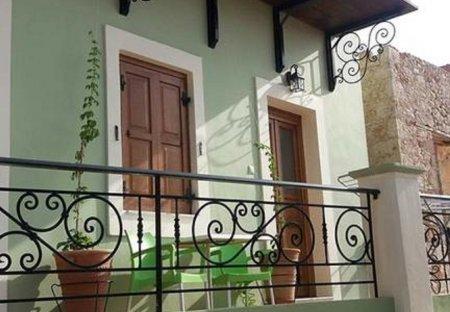 House in Halki, Greece
