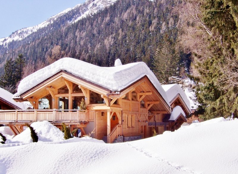 Chalet in France, La Tour Argentiere Les Praz